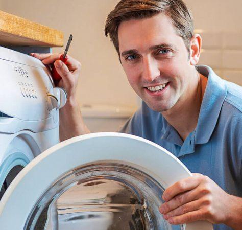 Servizio a casa lavatrice